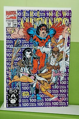 The New Mutants #100 1st app of X-force final issue!!! VF/NM Unread