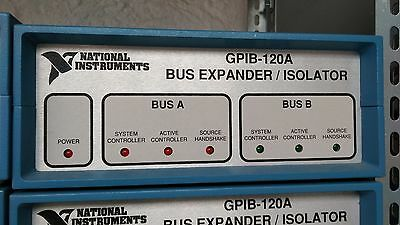 GPIB Bus Extender - Isolator, National Instruments, NI 120A
