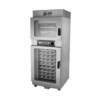 Nu-Vu OP-3/9A Electric V-Air Oven and Proofer