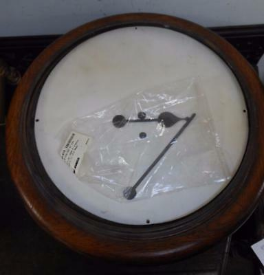 12 inch fusee dial clock for restoreation --[unfinished project]