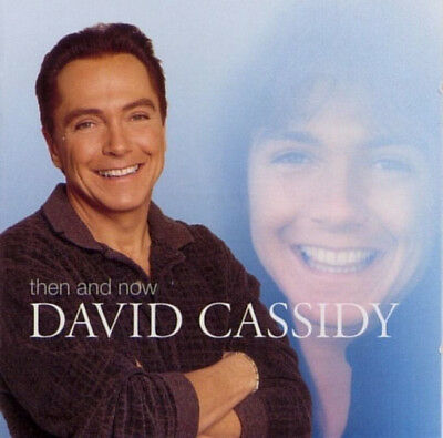 David Cassidy - Then and Now (2002) CD Album Greatest Hits / Best of