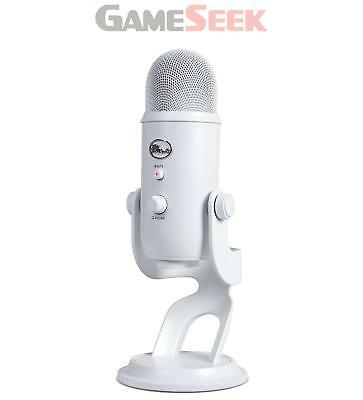 Blue Microphones Yeti Whiteout | Free Delivery Brand New