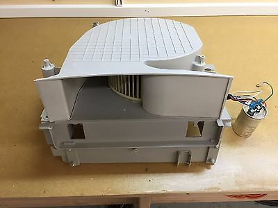 Squirrel Cage Fan with reversible motor, 110v
