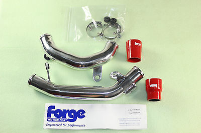 FORGE Hard Pipe Kit Peugeot 207 THP 1,6l Turbo inklusive RC