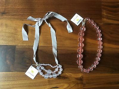 NWT Crewcuts J Crew Girls Necklaces