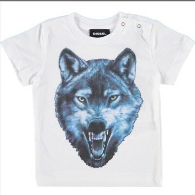Boys Diesel Tshirt BNWT Age 1 Years