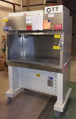 Baker B40-ATS Type A2 4 foot mobile biosafety cabinet
