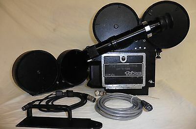 35R3 Mitchell / Fries Camera Arri Pl  Rotary Mirror Sony Tap Fries Motor 2- 400'
