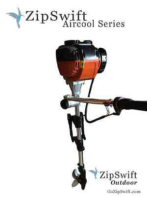 2.5 hp ZipSwift Aircool Outboard Motor