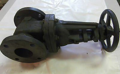 """NIBCO F-617-0  Class 125   2"""" Iron Body Bolted Bonnet Gate Valve"""