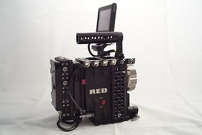 Red Epic X Dragon camera package