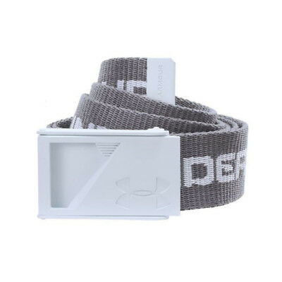 Under Armour Men's Webbed Belt Retail $25.00 One size fit all