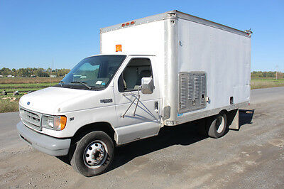 2002 Ford E-350 Mobile Food/Service Utility Office Truck with Generator 53k