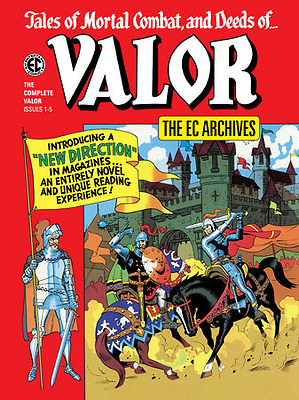 EC Archives: Valor, Hardcover
