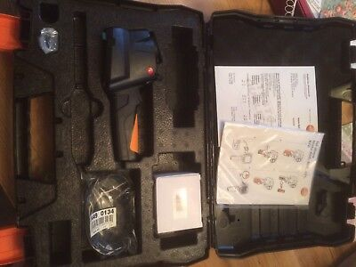 thermal imaging camera Testo 865