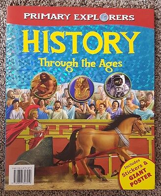 History through the ages book