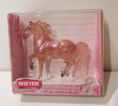 Breyer, Spirit of the Horse, Breast Cancer Support, Pink, 3.25 Inches