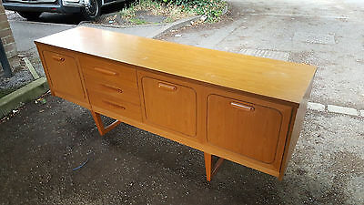 Vintage Stateroom by Stonehill Vintage Retro Wooden Sideboard