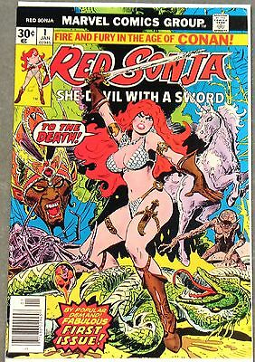 RED SONJA Bronze Age Lot Vol. 1-3 Marvel Feature Team-Up ++ 22 Issues #comics