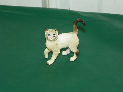 Rare Breyer Horse Companion Animals Mold# 1511 Silver Tabby Blue Eyes
