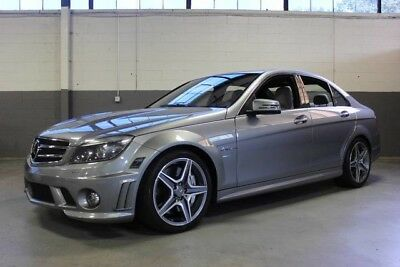 2011 Mercedes-Benz C-Class Base Sedan 4-Door BEAUTIFUL 2011 MERCEDES-BENZ C63, LOADED WITH OPTIONS, JUST SERVICED!!!