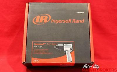 "Ingersoll Rand (231C) Impacttool - 1/2"" Drive - 7,200 Torque - Air Wrench NEW"