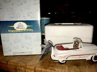 "HALLMARK Kiddie Car Classics ""1950's CUSTOM CONVERTIBLE"" Don Palmiter Collection"