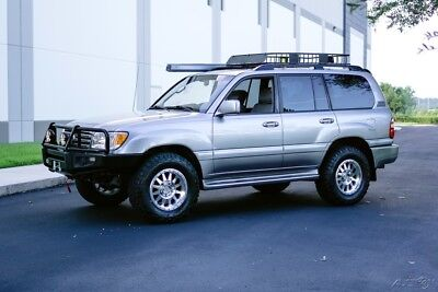2005 Toyota Land Cruiser LOW MILE ARB LANDCRUISER OME LIFT OUTSTANDING LOW MILE ARB LANDCRUISER OME LIFT OUTSTANDING SOUTHERN NO RUST HISTORY