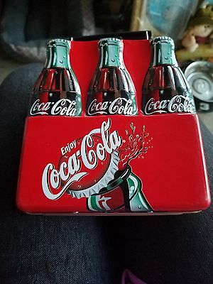 coca cola lunch box with jaw breakers included