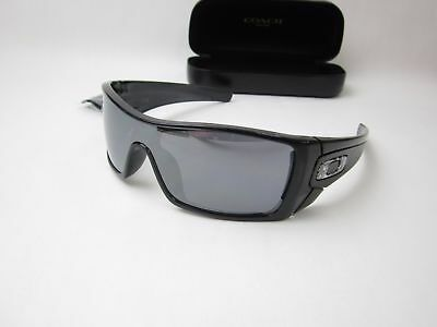 AUTHENTIC! Oakley Batwolf OO9101-01 Men's Sunglasses 130/SHB351