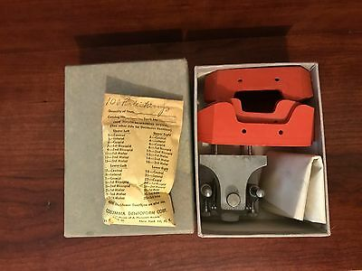 Vintage Original Mink Correlator Articulator Set w/box bushings and instructions