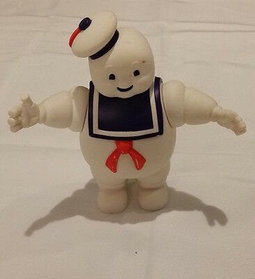 1984 Original Ghostbusters Movie Stay Puff Marshmallow Man Columbia Picture Toy