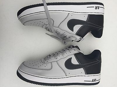 Nike Air Force 1 AF1 Raiders Grey Black Size 11 New