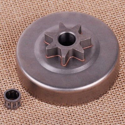 7 Teeth Clutch Drum Sprocket Bearing For Stihl 029 034 036 039 MS290 MS310 MS390