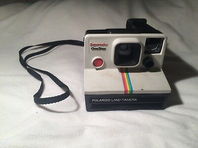 Polaroid SX-70 Onestep Land Camera
