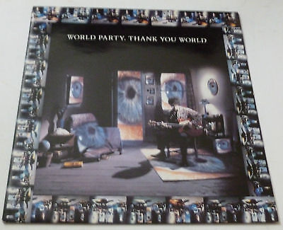 World Party - Thank you world   UK 12""