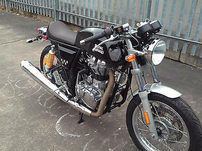 Royal Enfield Continental GT 535cc Naked 2017MY