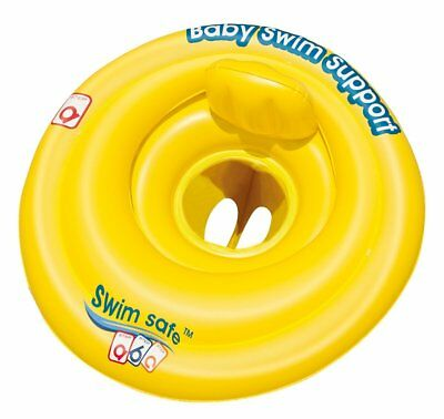 Bestway Swim Safe Baby Seat Step A, 0-12 Months