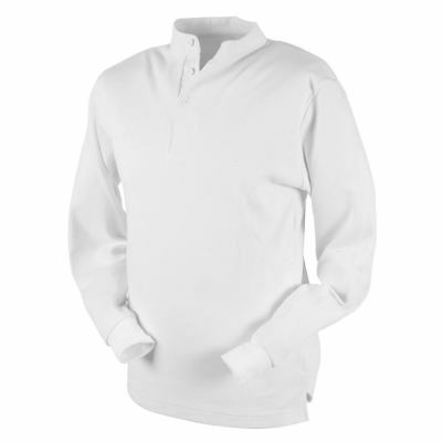Horseware Ireland Hunt Shirt Unisex Riding Tee Long Sleeve Cream/White CJBBDN
