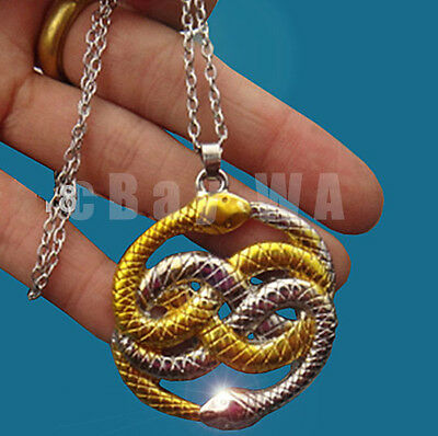 Pendant AURYN Never Ending Story Amulet Necklace Neverending Gold Silver