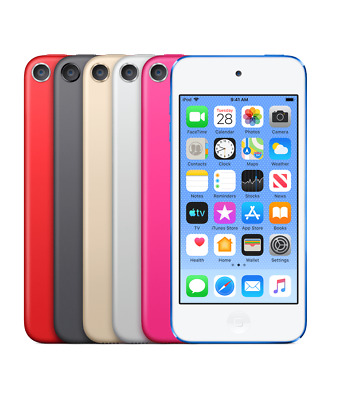Apple iPod Touch 6th Generation 16GB 32GB 64GB 128GB Music IOS LATEST Open Box