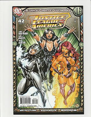 Justice League of America #42 (DC 2010) 1:25 Adrianna Melo Variant NM JLA