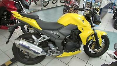 Sym Wolf 250 Motorcycle Commuter Bike In Yellow