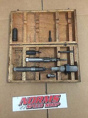 Detroit Diesel Injector Tube Nozzle Install Tool Set