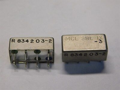 Mini-Circuits SBL-1X Plug-In Level 7 LO Pwr to 7dBm 10-1000MHz Frequency Mixer