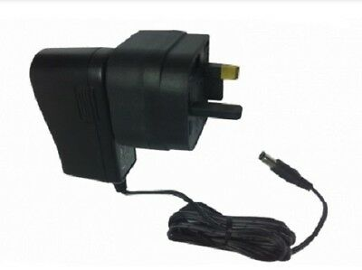 Nordic Track and Proform 6v and 9v 2000mA Power Adaptor
