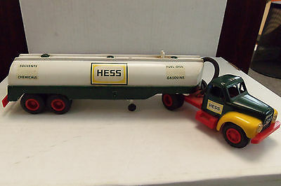 Original 1964 Hess Toy Truck!! Truck Only!! See Photos!! Collectible!!