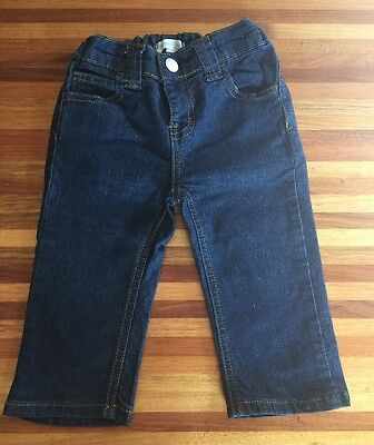 Pumpkin Patch Jeans. Size 12-18 months. As New.