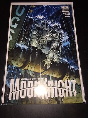Vengeance Of Moon Knight 1 David Finch Variant Cover 1:20!!!