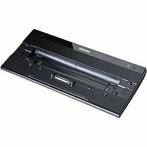 Toshiba 2077390000 PA3916E-1PRP Schwarz Notebook-Dockingstation & Portrepli ~D~